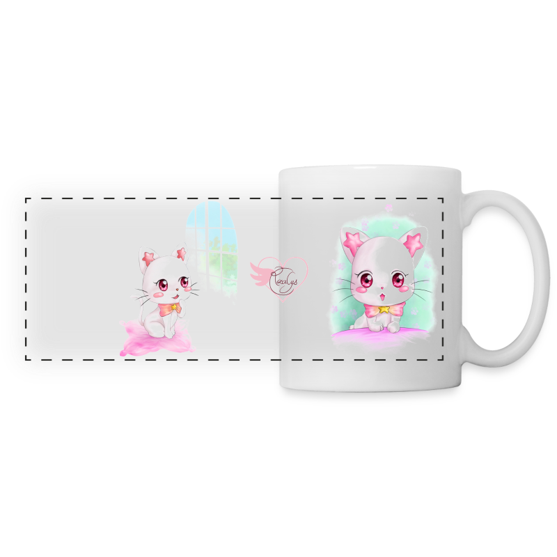 Yume chat - Tasse panorama