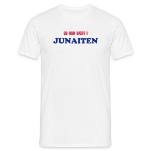 Junaiten - T-skjorte for menn