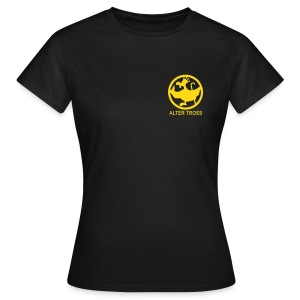 Alter Tross shirt Frauen - Frauen T-Shirt