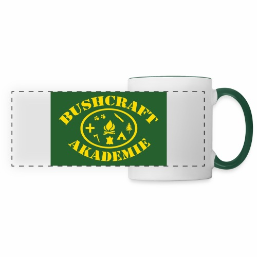 Bushcraft Akademie Tasse - Panoramic Mug