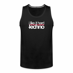 i like it hard - Tanktop - Männer Premium Tank Top