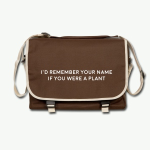 Remember my name- satchel - Shoulder Bag