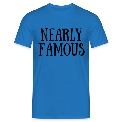 Nearly Famous - Herre-T-shirt