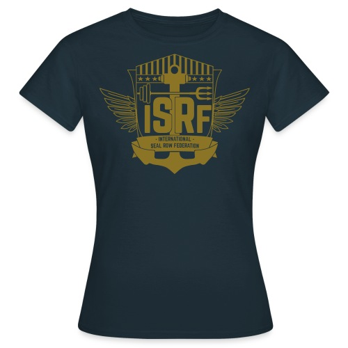 ISRF - W - T-shirt dam