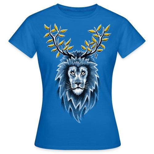 Deer Lion - Women's T-Shirt