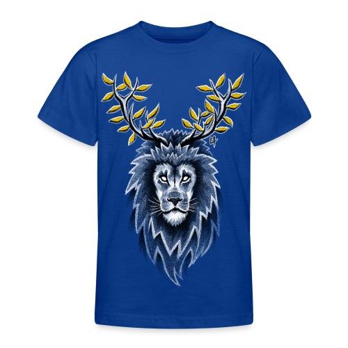 Deer Lion - Teenage T-Shirt
