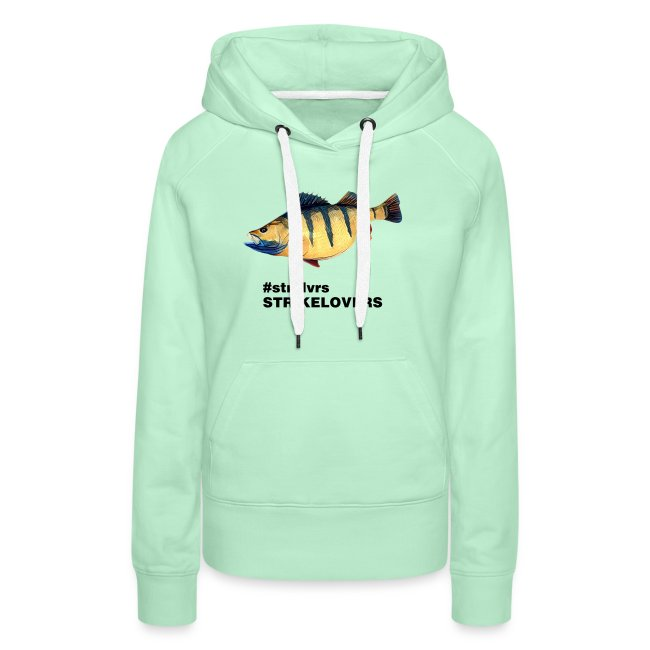 StrikeLovers Frauen Hoodie