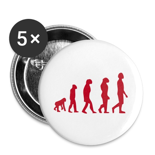 Evolution - Buttons large 56 mm