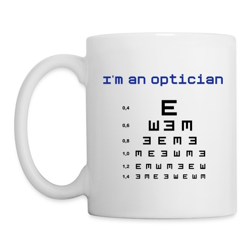 Optician Mug - Mug
