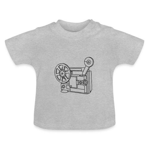 Filmprojektor SUPER 8 - Baby T-Shirt