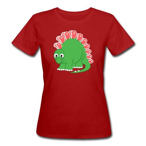 Steakosaurus (T-Shirt Frauen Bio) - Frauen Bio-T-Shirt