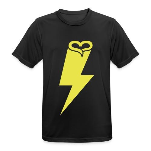 SCHOENE AUSSICHT Shirt - Männer T-Shirt atmungsaktiv