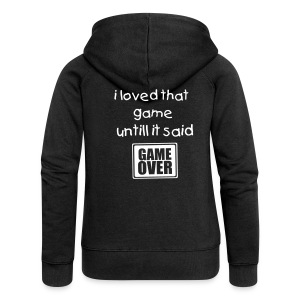 Gamers - Women's Premium Hooded Jacket