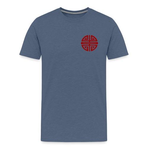 T-shirt Logo Bonheur et joie Vietnam - T-shirt Premium Homme