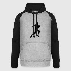 Läufer, Laufen, Running (super cheap!) Pullover & Hoodies - Unisex Baseball Hoodie