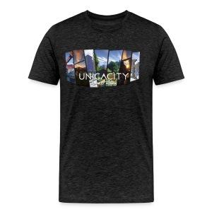 Männer Premium T-Shirt | Logo - Männer Premium T-Shirt
