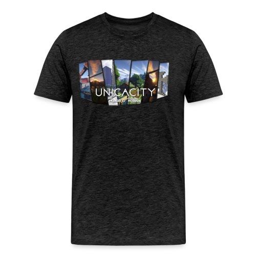 Männer Premium T-Shirt   Logo - Männer Premium T-Shirt