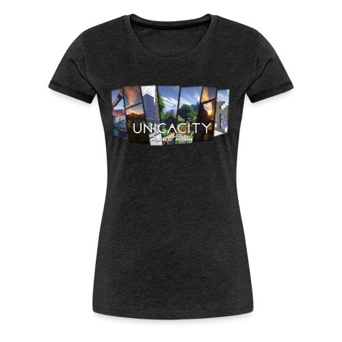 Frauen Premium T-Shirt | Logo - Frauen Premium T-Shirt