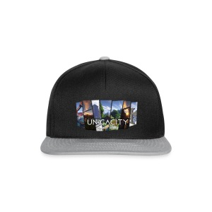 Snapback Cap | Logo - Snapback Cap