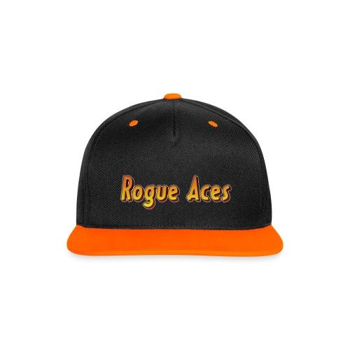 Rogue Aces - Baseball Cap - Contrast Snapback Cap
