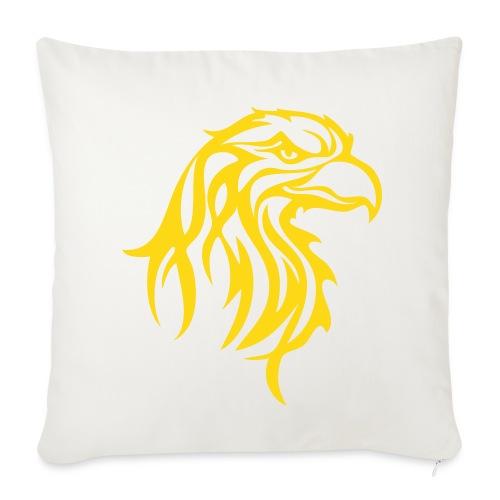 Sofa pillow cover 44 x 44 cm - Housse de coussin décorative 44x 44cm