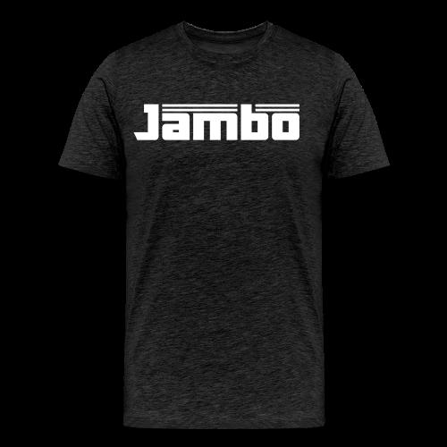Jambo Duo Stripe Tee - Men's - Men's Premium T-Shirt