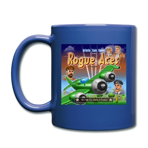 Rogue Aces - Mug of Champions - Full Colour Mug