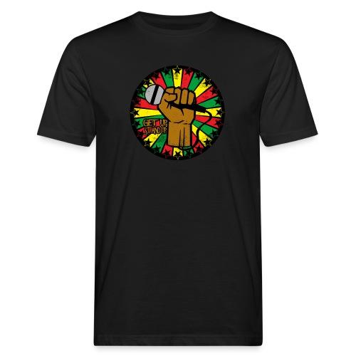 Get Up - Männer Bio-T-Shirt