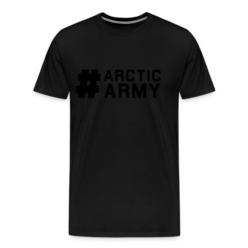 #ArcticArmy - Men's Premium T-Shirt