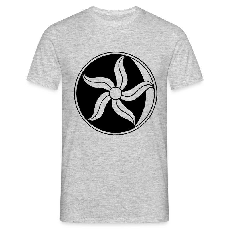 Moon Flower - Men's T-Shirt