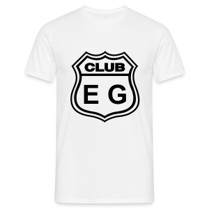 Tee-Shirt Club E G Homme - T-shirt Homme