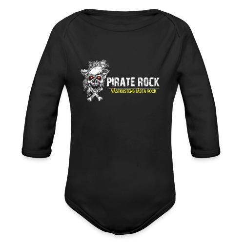Pirate Baby - Ekologisk långärmad babybody