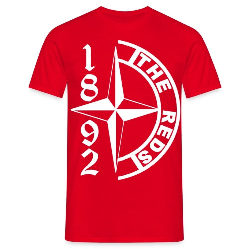 The Reds 1892 - Men's T-Shirt