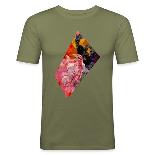 Bild teuflisch - Männer Slim Fit T-Shirt
