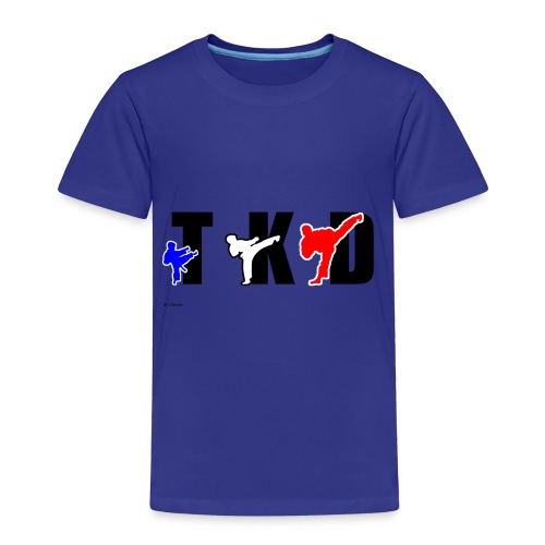 T-SHIRT ENFANT - TKD - T-shirt Premium Enfant