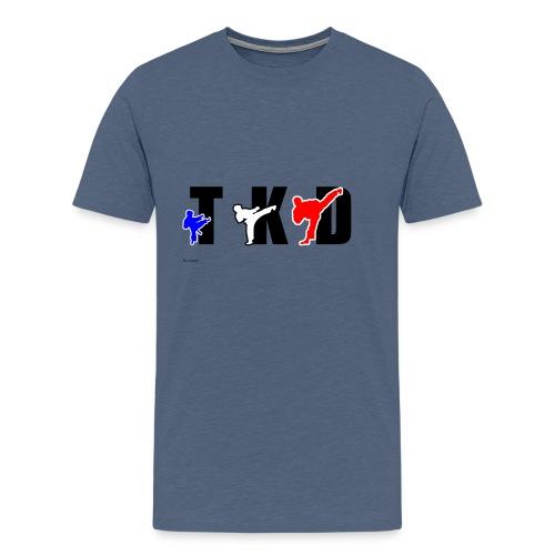 T-SHIRT HOMME - TKD - T-shirt Premium Homme
