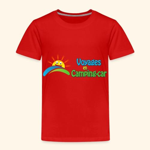 Voyages en Camping-Car pour enfant - T-shirt Premium Enfant