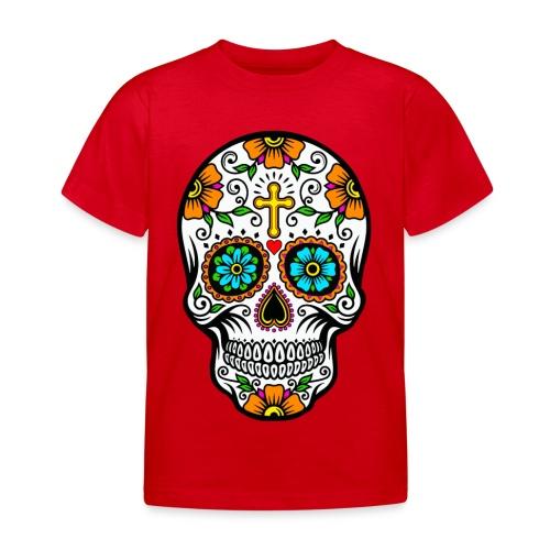 TS-Enfant-LOS MUERTOS-White - T-shirt Enfant