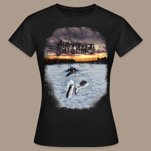 Alitajunnan Salaliitto - Lumi naisille - Naisten t-paita