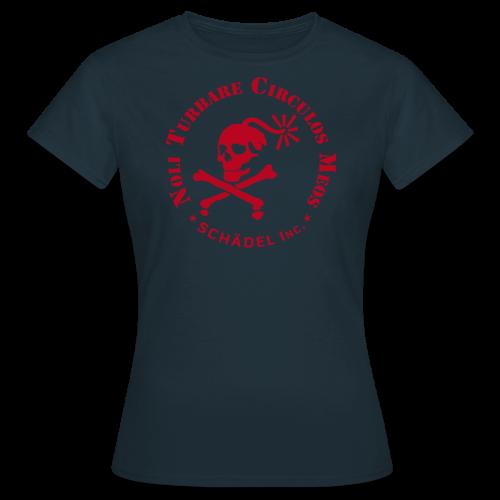 Störe meine Kreise nicht - Frauen T-Shirt