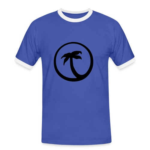 Burgaltendorf T-Shirt - Männer Kontrast-T-Shirt