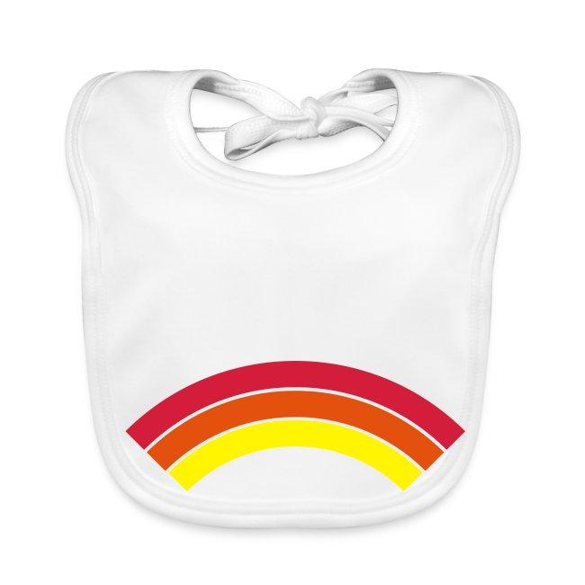 Baby Bib Rainbow