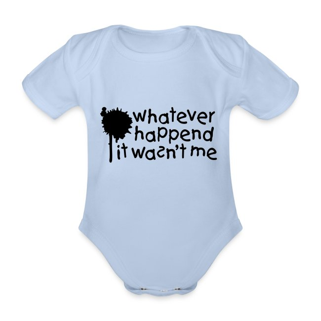 Baby One-Piece Wasn't Me