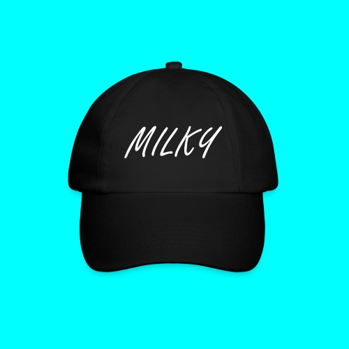 MILKY BASKETBALL CAP - Baseball Cap