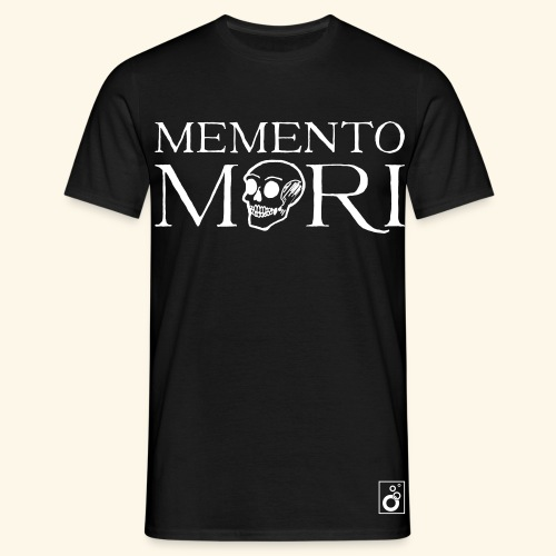 Memento Mori - T-shirt Fox Black - Männer T-Shirt