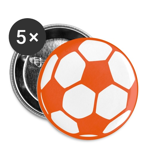 Buttons/Badges stor, 56 mm (5-pack)