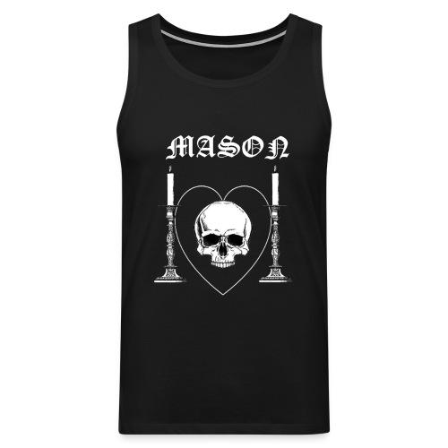 Mason Tank Top - Premiumtanktopp herr