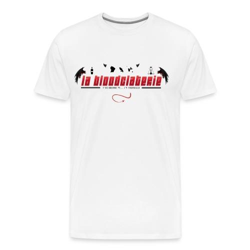 LA BLOODCLATERIE : DREW - T-shirt Premium Homme