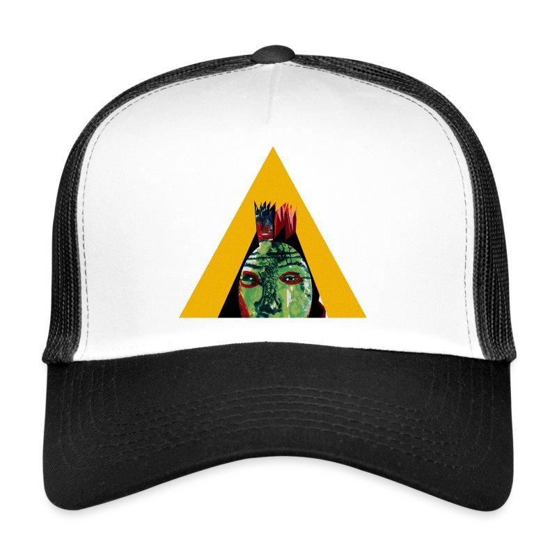 Indianerin / Indianer - Trucker Cap