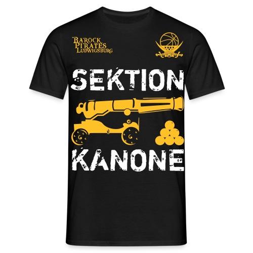 Shirt Sektion Kanone - Männer T-Shirt